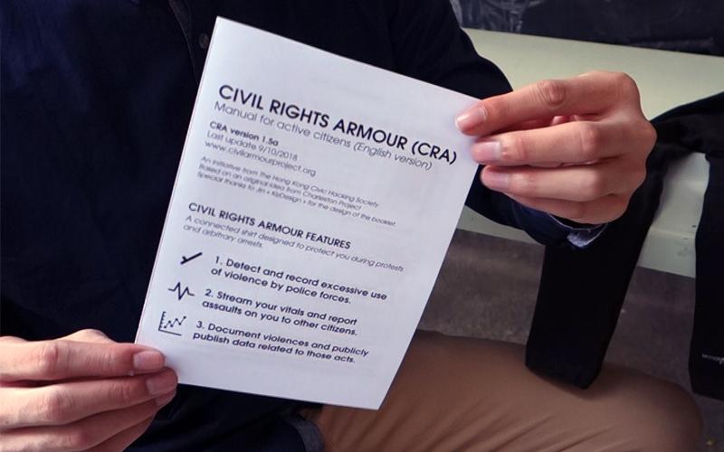 CRA DYI manual
